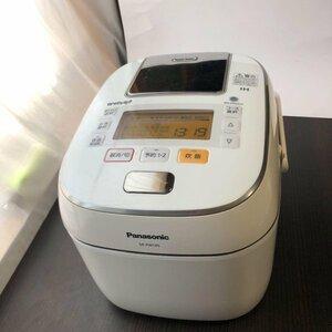 Panasonic SR-PW105-W 可変圧力IH炊飯器 Wおどり炊き