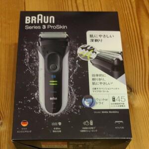 BRAUN ブラウンシリーズ3 メンズシェーバー
