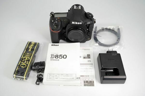 M1021【フルサイズ】Nikon ニコン D850 ボディ