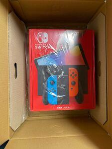 Nintendo Switch ニンテンドースイッチ本体 有機ELモデル新品未開封
