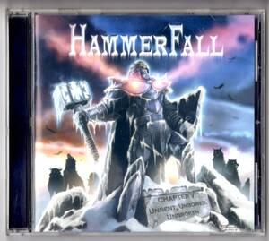 Used CD 輸入盤 ハンマーフォール HammerFall『チャプター・ファイヴ:アンベント,アンバウド,アンブロウクン』- Chapter V(2005年)全10曲