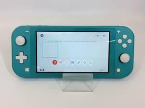【セ/10D410】ニンテンドースイッチライト ターコイズ Switch Lite