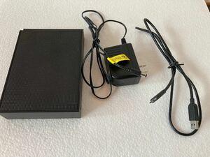 I-O DATA 外付けハードディスク 3TB