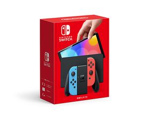Nintendo Switch 有機EL ネオンブルー ネオンレッド ニンテンドースイッチ本体