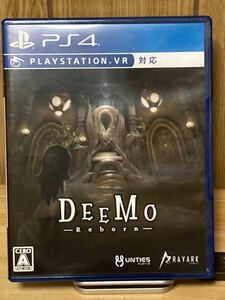 【PS4ゲームソフト】DEEMO -Reborn-【中古】