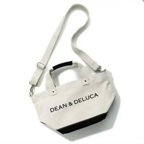 DEAN&DELUCA ショルダーバッグ 2way トートバッグ