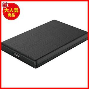 玄人志向 2.5型 HDD ケース/SSD ケース USB3.0接続 SATA 3.0 ハードディスクケース UASP対応 GW2.5OR-U3