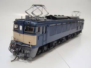 【即決】天賞堂 EF63形電気機関車(3次車) ほぼ未使用品※注意あり