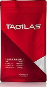 タギラス シトルリン アルギニン 亜鉛 マカ 黒生姜 サプリメント 全11種成分配合 63000mg 180粒 栄養機能食品 日