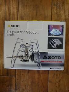 SOTO レギュレーターストーブ ST-310 新品 送料込