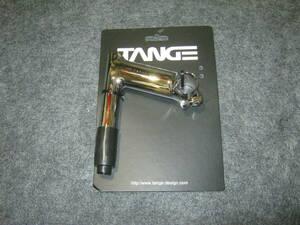 TANGE クロモリメッキステム 95mm 新品