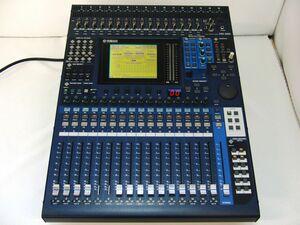 YAMAHA DM1000 Ver2 (MY16-AE装備) デジタルプロダクションコンソール 【中古/動作品】*330740