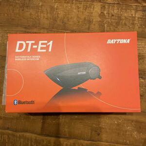 デイトナDT-E1 バイクインカム ジャンク品