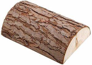 オウム止まり木スタンド ハムスター踏み台 天然木製 ハムスターおもちゃ 小動物用 ケージに取り付け ハムスターケージアクセサリー