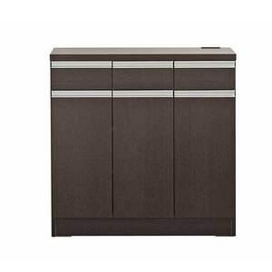 キッチンカウンター 12-SLICE 90カウンター 食器棚 キッチンボード 収納棚 完成品