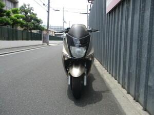 ヤマハ マジェスティ125 5CA 日本国内仕様 キャブレタータイプ  完全部品取り中古車  登録不可 ジャンク品