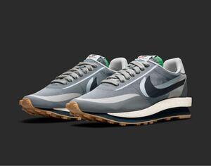 送料無料 Nike ナイキ LDワッフル×sacai×CLOT サイズ 26.5 us8.5 サカイ 新品未使用品