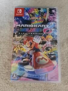 【新品未開封】マリオカート8デラックス ニンテンドースイッチ  Nintendo Switch