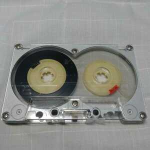 TDK メタルテープ アルミダイキャスト METAL CASSETTE MA-R46 使用済み