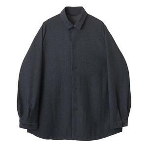 新品 完売 TEATORA テアトラ カートリッジシャツ デュアルディバイザー シャツジャケット CARTRIDGE SHIRT DUAL DIVISOR NAVY ネイビー