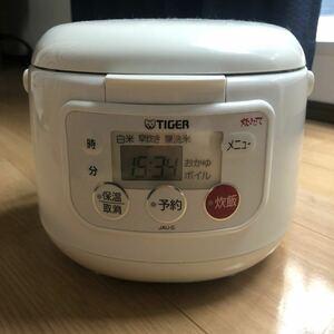 タイガーマイコン 炊飯器3合炊き用JAU-G550