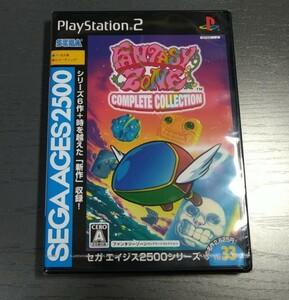【新品】ファンタジーゾーンコンプリートコレクション SEGA AGES 2500 Vol.33