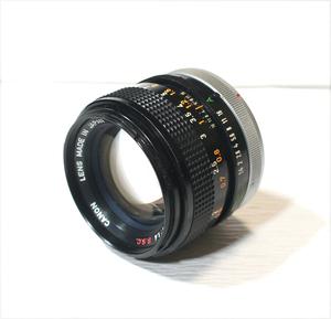 キヤノン FD50mm F1.4 S.S.C. 単焦点レンズ【美品】希少