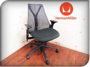 Herman Miller/ハーマンミラー/高級/SAYL Chair/セイルチェア/イヴ・ベアール/スタイリッシュ/デスク/オフィスチェア/10万/sww6074k