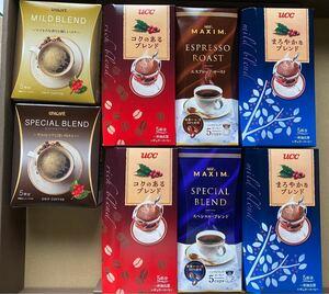 ドリップコーヒー 40杯分