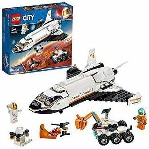 【新品未使用】レゴ(LEGO) シティ 超高速! 火星探査シャトル 60226 ブロック おもちゃ 男の子