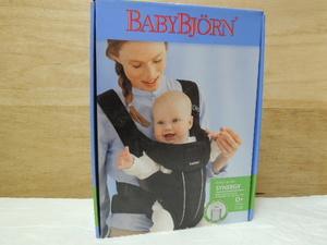 ベビービョルン - BabyBjorn ホワイト ベビーキャリア SYNERGY シナジー 白 メッシュ 抱っこ紐【埼玉県】