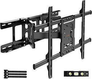 大型 Perlegear テレビ壁掛け金具 37-70インチ対応 多角度調節機能あり LCD/LED/対応 液晶テレビ用 大型