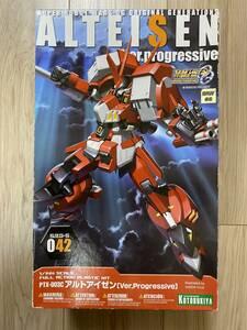 1/144 アルトアイゼン Ver.Progressive 内袋未開封 コトブキヤ スーパーロボット大戦OG
