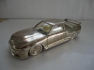 R33 スカイラインGTR シガレットケース