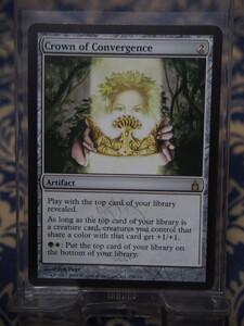 2850/収斂の冠/Crown of Convergence/ラヴニカ:ギルドの都【通常版】/【英語版】