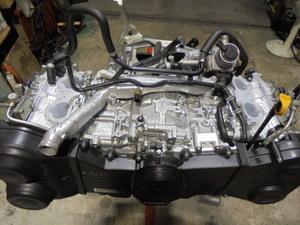 EJ20系 エンジン単体OH承ります GC8/GDB/GRB/GVB/VAB等インプレッサ STI HASリフレッシュエンジンプログラム