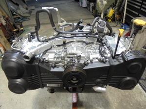 EJ20系 エンジンOH承ります GC8/GDB/GRB/GVB/VAB等インプレッサ STI HASリフレッシュエンジンプログラム