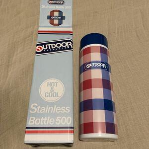 新品未使用 水筒 ステンレスボトル アウトドアプロダクツ 500ml 保冷、保温 PRODUCTS OUTDOOR