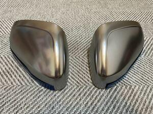 Volvo V40 R design R-design door mirror cover silk metal