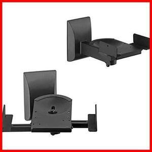 Suptek 大型スピーカースタンド 壁がけスピーカー台 耐荷重各25kg 1ペア [2台1組] SPM201