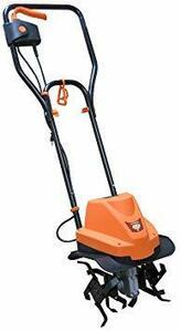 レッド アルミス 耕運機 AKTシリーズ AKT-500WR お庭や畑を耕すことができます レッド 本体: 奥行34.5cm 本