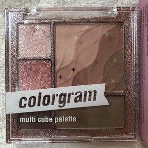 新色!colorgram カラーグラム マルチキューブパレット03