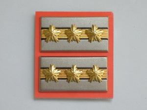 襟章 【 警察 階級章 巡査部長 警視庁型 】 未使用品