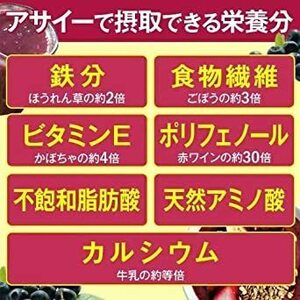 【期間限定】5個 【5袋セット】濃厚!アサイースムージーミックスフルッタスペシャル(100g×4)5パックセット 【冷凍発送SGBZ