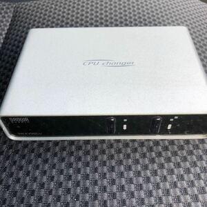 PC切替機2台用 SW-KVM2LUケーブル付