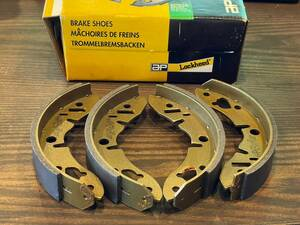 new goods / unused DELPHI LOCKHEED Rover Mini rear brake shoe for 1 vehicle GBS834AF [ control number :66]