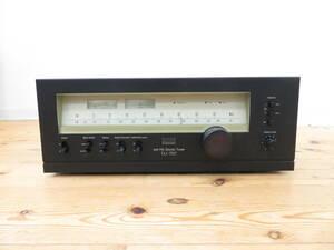 04655 401-111 チューナー TU-707 サンスイ AM/FM ステレオ オーディオ機器 音響機器 中古品 動作未確認 山水 Sansui 100
