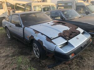 Nissan Fairlady Z Z31 HZ31 VG30 turbo MT 300ZX modified parts great number part removing Ibaraki prefecture south west part from after market intercooler RGZ31 PZ31 HGZ31