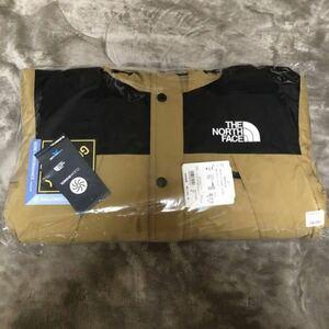 THE NORTH FACE ノースフェイス マウンテンダウンジャケット Mサイズ ブリティッシュカーキ MOUNTAIN DOWN JACKET 国内正規 新品 ND91930