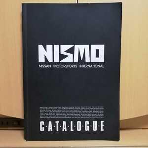 NISMO 総合カタログ vol.6 パーツカタログ 1994年1月 BCNR33 BNR32 GTR GT-R R33 R32 R31 R30 Z31 Z32 S13 S14 ニスモ